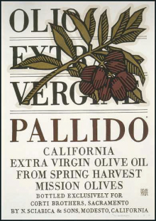 Pallido (California Extra Virgin Olive Oil)